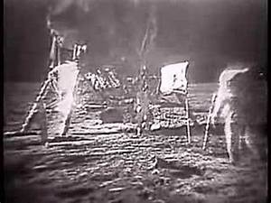 First Moon Landing 1969 - YouTube