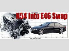 BimmerBoost Swappning an N54 twin turbo inline6 into an
