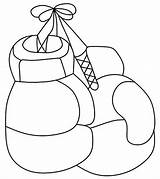 Boxing Gloves Coloring Pages Glass Stained Patterns Printable Drawings Naughty Kid Pattern Darryl Momjunction Clip Sheets Clipart Cancer Bowling Sports sketch template