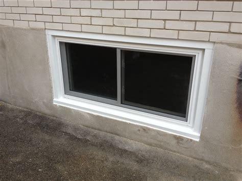 Vinyl Basement Windows Decoration : How To Replace Vinyl