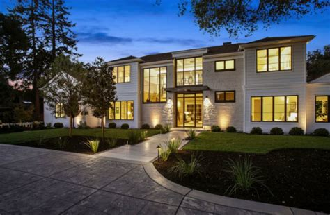 million newly built  square foot contemporary