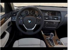 BMW X3 xDrive35i 2011 Interior Wallpaper #139