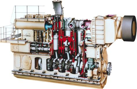 Outboard Motor Repair Detroit by Forget What You Think You About Diesel Boat Engines
