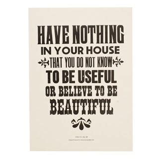quote  inspire  decluttering efforts organizing