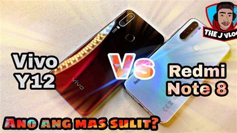 redmi note   vivo  phone comparison camera