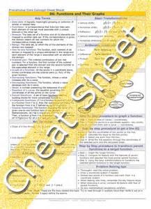 Statistics Symbols Cheat Sheet