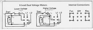 Wiring Diagram For Single Phase 240v Motor