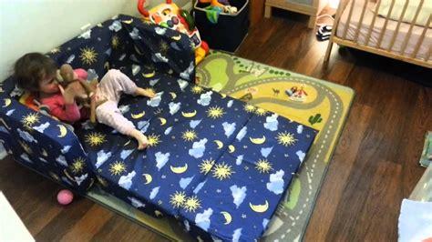 Toddler Flip Sofa Bed by Eloise New Toddler Flip Sofa Pt2