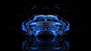 Dodge Viper Tuning Back Fire Abstract Car 2014 el Tony