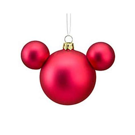 your wdw store disney christmas ornament mickey mouse