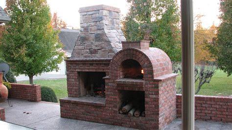 build  brick oven pizza   oven