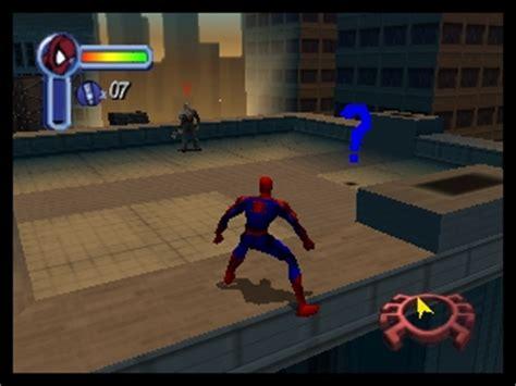 spider man usa rom