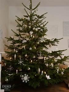 Weihnachtsbaum Mit Rosa Kugeln : dekoidee mein weihnachtsbaum mit kristallen bl ten und ~ Orissabook.com Haus und Dekorationen