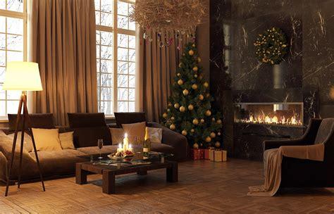 indoor decor ways    home festive   holidays