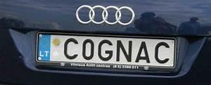 Immatriculation Europe : immatriculation de voiture en lituane ~ Gottalentnigeria.com Avis de Voitures