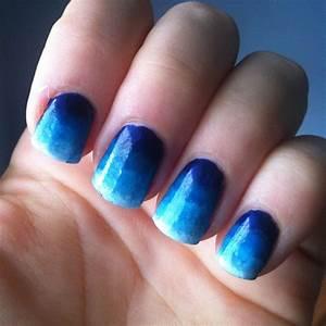 Blue Nail Art Designs – Acrylic Nail Designs