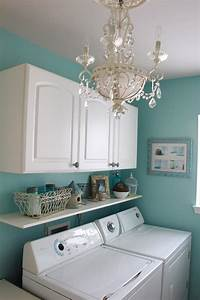 Shelf, Over, Washer, And, Dryer