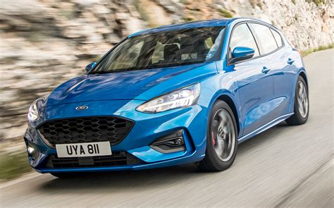 2018 Ford Focus Review (video