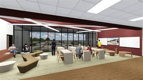mesquite high school addition interior design youtube