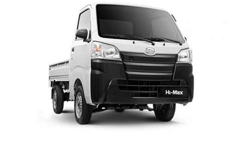 Daihatsu Hi Max 2019 by Harga Daihatsu Hi Max 2019 Spesifikasi Review Promo