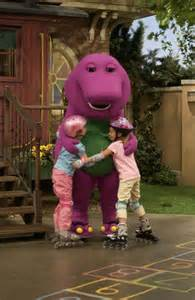 1992 Barney and Friends TV Show