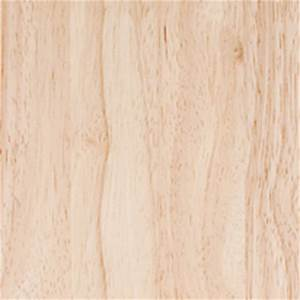 Rubberwood Wood Cabinet Door and Drawer Materials