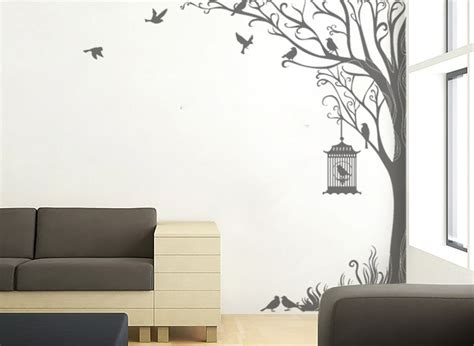 Wall Mural Decals Nature by Tree Decal Wall Stickers Nature Decals Home Decor 98 Inch