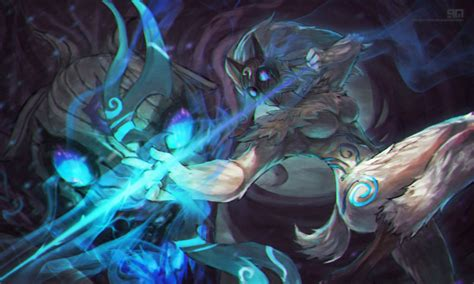 Kindred Animated Wallpaper - league of legends kindred wallpapers hd desktop and