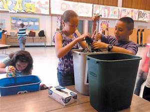 Fremont students meet recycle goals via San Jose Mercury ...