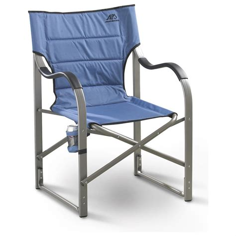alps mountaineering oversized folding camp chair