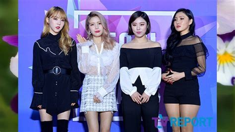 rbw entertainment confirmed mamamoo   making