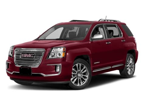 Gmc 2017 Price by New 2017 Gmc Terrain Prices Nadaguides