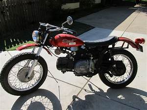 1971 Harley Davidson 350 Sprint Sx Might Try This One Soon