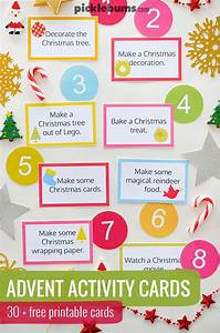 advent calendar printables advent activities homemade With make your own advent calendar template