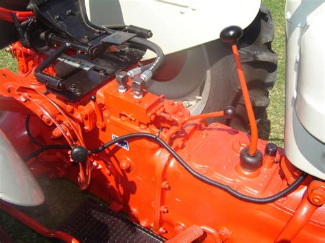 ford naa hydraulic problem yesterdays tractors