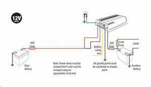 Wiring Diagram Redarc Dual Battery System