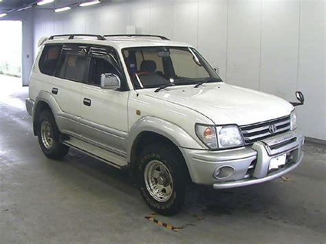 Japanese Used Cars Toyota Pradohtml  Autos Post