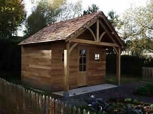 Abri Jardin Sur Mesure : abris de jardin sur mesure bourguignonbois ~ Melissatoandfro.com Idées de Décoration