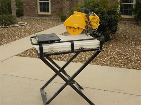 Qep Tile Saw 60010 by Qep Model 60010 Espotted