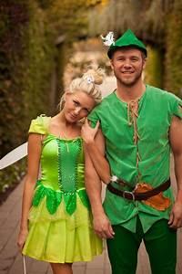 Halloween Paar Kostüme : halloween couples costumes peter pan tinker bell b a fashion blogger utah blogger lc ~ Frokenaadalensverden.com Haus und Dekorationen