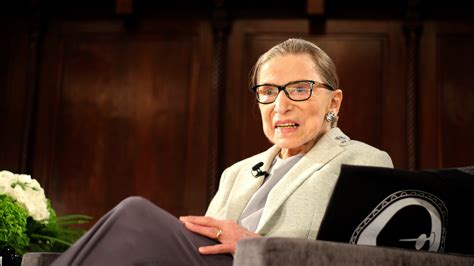 supreme court justice ruth bader ginsburgs legacy began