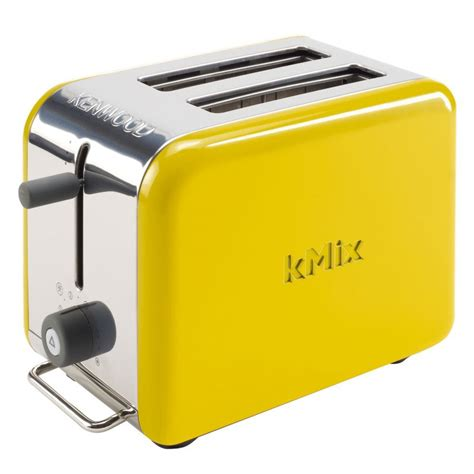 Yellow Toaster by New Yellow Kenwood Kmix Boutique 2 Slice Toaster Modern