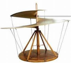 AERIAL SCREW BY Leonardo da Vinci | Smore