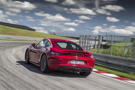 Porsche 718 Modification by Germanboost German Performance Forums Tuning