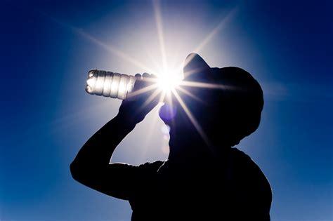 Prevent heat-related illness on the jobsite