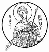 Coloring Orthodox Icon Byzantine Christian Sophia Pages Hagia Books Mosaic Ldshadowlady Justinian Religious Template Icons Projects Designs Church Empire Theodora sketch template