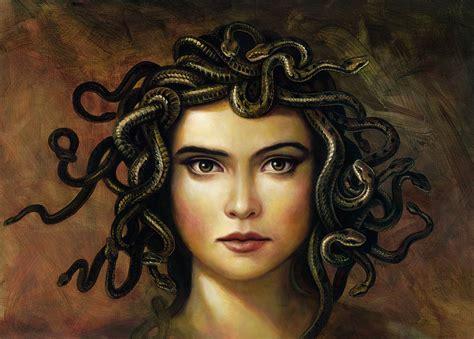 Medusa Greek Mythology Geek In 2018 Pinterest