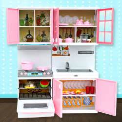 Play Kitchen Set for 8 Years Old