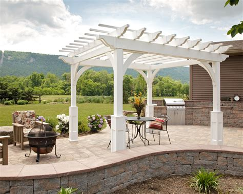 white pergola pictures images about outdoor pergola also patio white trends savwi com