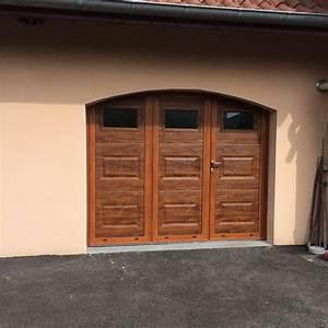 la porte de garage sectionnelle modele vertical bourg With lakal porte de garage